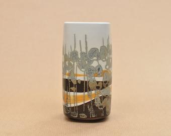 Royal Copenhagen Fajance vase - 963/3762 - Ivan Weiss - Trina - BACA - Danish design - Denmark