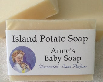 Anne of Green Gables Baby Soap