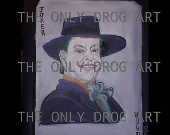 "Joker ""Jack Nicholson"""