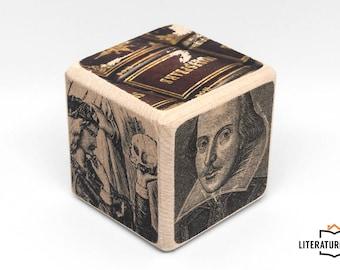 Writer's Block: William Shakespeare (Version 1)