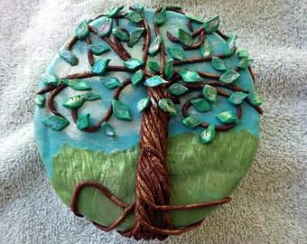 Tree of Life Stash Box