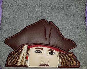 Captain Pirate Peeker