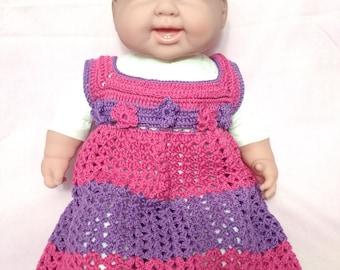 Traje bebe crochet