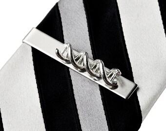 DNA Tie Clip