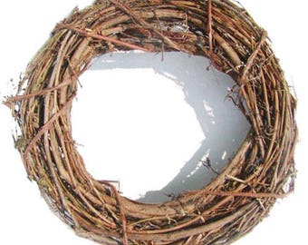 Grapevine Wreath , Upgrade your size wreath, Rustic Wreath
