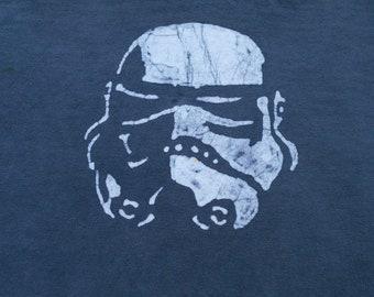 Storm Trooper Star Wars Batik Baby Toddler 5T Shirt #159