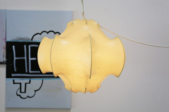 Viscontea Pendant Light by Achille and Pier Giacomo Castiglioni for FLOS