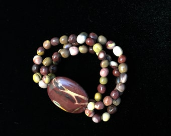 Soulful Stone Bracelet