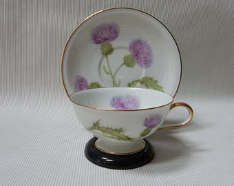 Hutschenreuther Selb China Teacup and Saucer