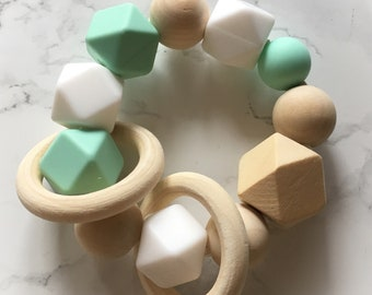 Bítiringur * Teething rattle