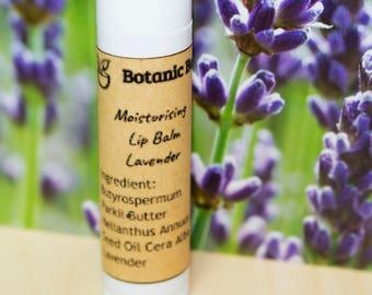 Moisturising Lip Balm Lavender, lip balm, organic lip balm,  lavender lip balm, beeswax lip balm, chapstick