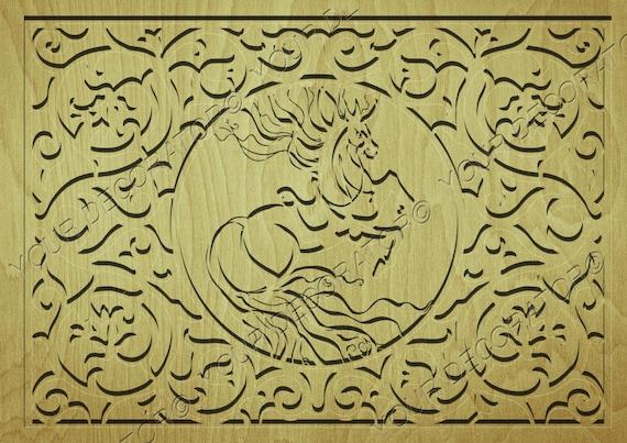 Horse svg, horse silhouette, vinyl cutting, horse stencil, horse art ...