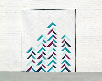 Into the Forest PDF Quilt Pattern