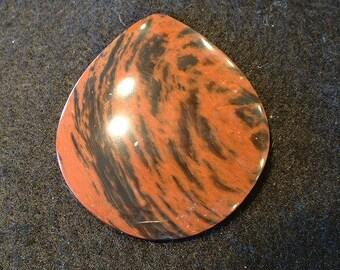Gold sheen mahogany obsidian