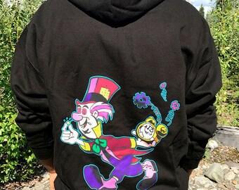 hutmacher-hoodie-alice-im-wunderland-wonderland-goa-psychedelic-festival-drugs-lsd-acid-pullover-clothing-neon-uv-blacklight-monotobi-psy