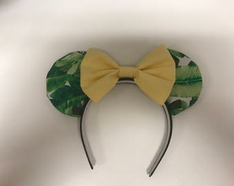 Tropical mouse ears