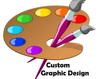 Custom Graphic Design Fee