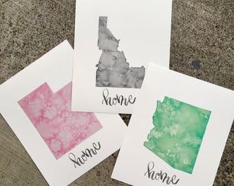 State Print; Home State Print