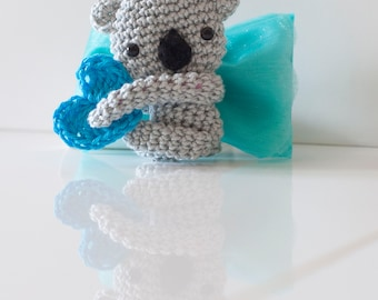 Koala Idea Amigurumi Favor