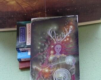 Elen of the ways ~ Notebook
