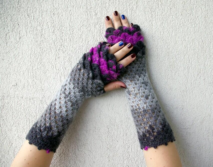 Calentadores de muñeca largo guantes sin dedos guantes de