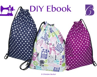 PDF Ebook Tutorial and Pattern Gym Sack