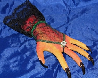 Severed Hand Pincushion Pattern - PDF file - instant download