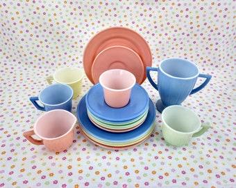 Hazel Atlas Little Hostess Tea Set, Sold Individually, Complete Your Set!