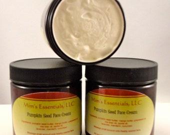 Pumpkin Seed  Face Cream, 4 oz