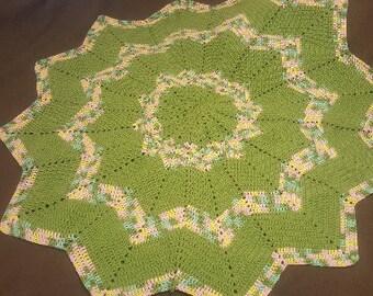 12 Point Blanket