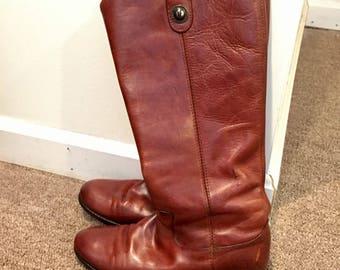 Frye vintage boots beautiful