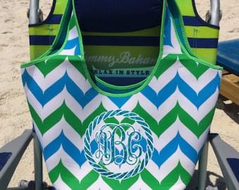 Mother's Day Gifts, Beach Totes, Tote Bag, Beach Bag, Monogram Beach Bag, Personalized Bag, Travel Bag, Monogram Tote Bag,