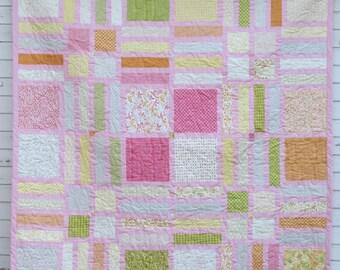 All Tied Up - Digital Quilt Pattern