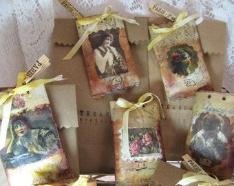 Gift pouch tutorial bees wax application instant dowload TREASURY list