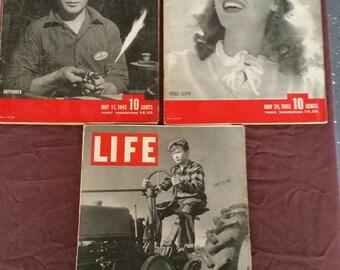 1940's Life Magazine