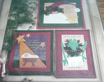 Art To Heart Christmas Cheer Quilt Pattern