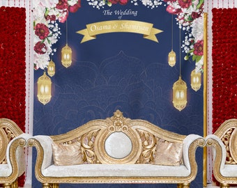 Mandala Tapestry, Boho Wedding, Boho Decor, Wall tapestry, Boho dorm room, Wedding gift, Hippie Wedding / W-A21-TP REG1 AA3