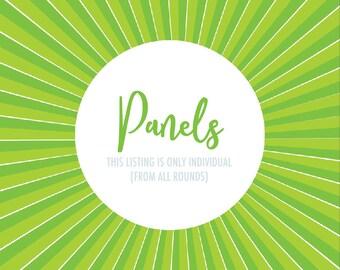 INDIVIDUAL panels