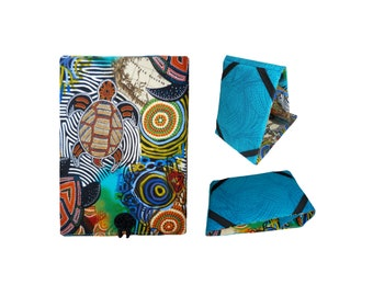 Kindle Paperwhite Case Cover Kindle Voyage, Oasis 2 Case Stand Amazon Kindle Fire HD 7 8 Case Nook Glowlight 3 Plus Turquoise Sea Turtles