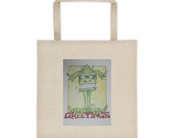 Dragon Greetings Tote Bag
