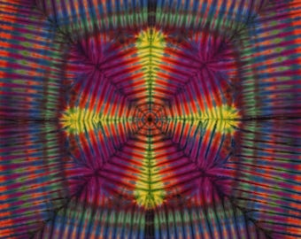 Cube-bori #15280 tie dye batik from Anthology fabrics