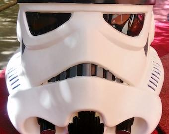 STAR WARS - Storm Trooper vinyl helmet