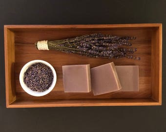 Lavender + Clay Bar Soap