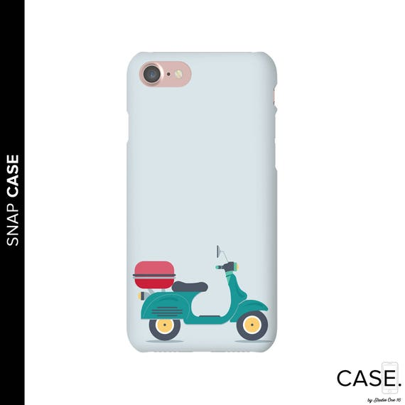 coque iphone 7 plus vespa