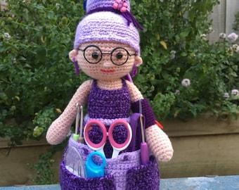 Crafty granny