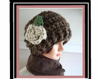 crochet pattern, hat crochet pattern, womens hats, girls hats, crochet hat pattern, pattern crochet hat, num 515, accessories, clothing