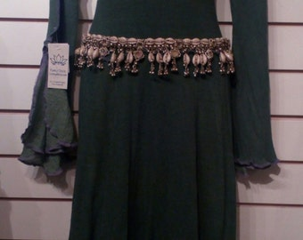 Woodland Long Sleeve Dress