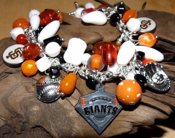 San Francisco Giants Bracelet