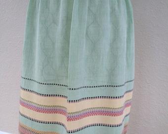 Vintage 1950s apron