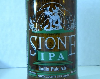 Stone Brewing Co. IPA Beer Bottle Tumbler
